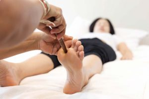 Improving Fertility with Reflexology