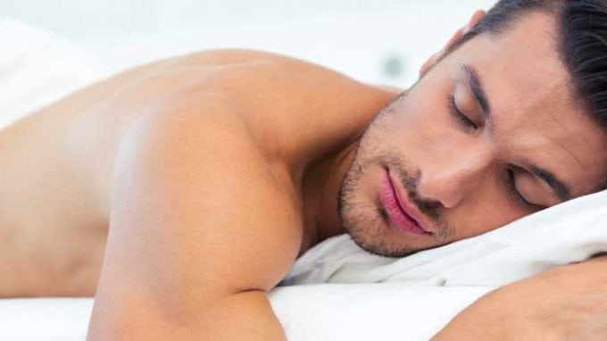 Men Who Sleep Naked Have Better Sperm