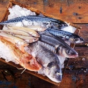 Omega 3-fatty acids: A good source is fish
