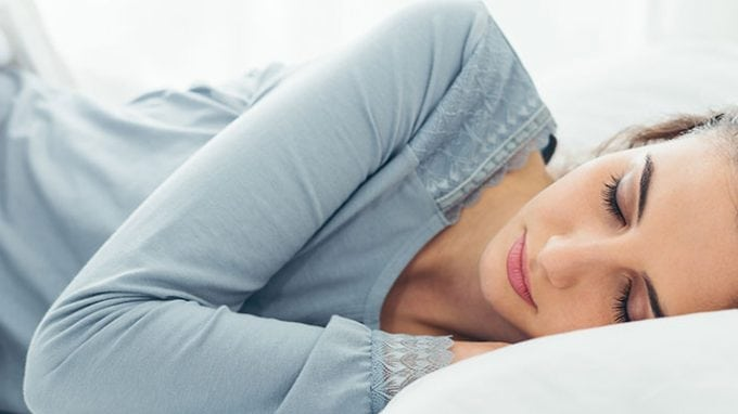 Improved Fertility from Sleep and Hormones