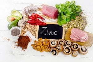 Zinc to Improve Female Fertility 1