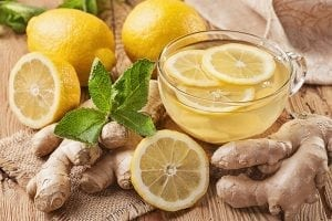 Lemon and Ginger: A Recipe for Fertility 1