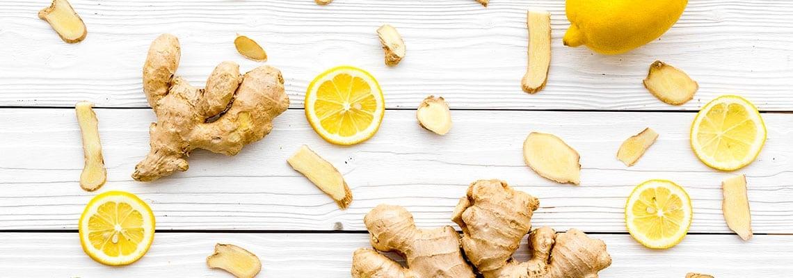 Lemon and Ginger: A Recipe for Fertility