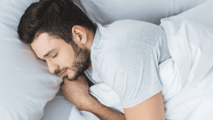 Men's Sleeping Patterns Can Impact Fertility