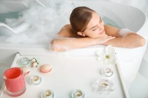 Improving Fertility and Increasing Relaxation with DIY Healing Baths 1